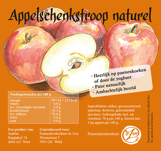 Label_appelschenkstroop_dezon