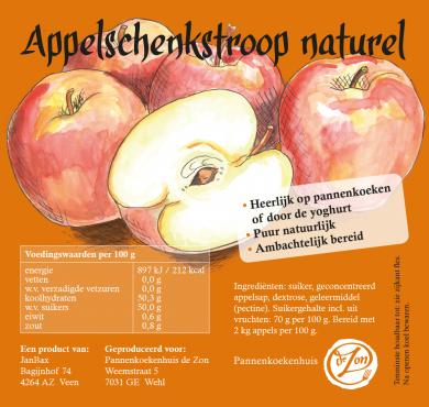 PHZ_Etiket_Appelschenkstroop